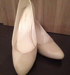 Туфли натур кожа 39 размер