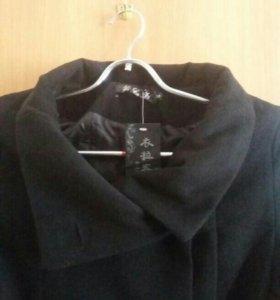 Пальто осеннее женское, размер 38-40