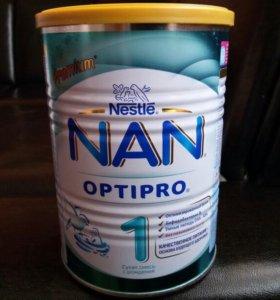 NAN 1 и Nutrilon 1.