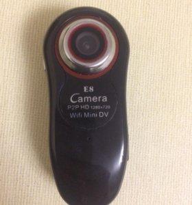 Мини камера HD Wifi