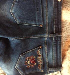 Продам зимние джинсы очень теплые