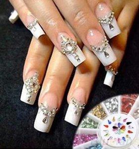 💅Стразы для ногтей