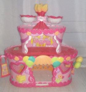 Набор Домик-торт или C Днем Рождения