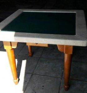 Карточный (ломберный) игральный стол