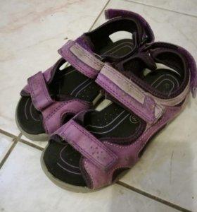 Ecco босоножки,сандали