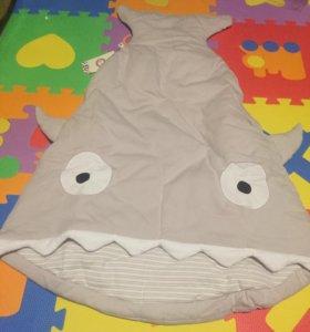 Спальник акула с доставкой
