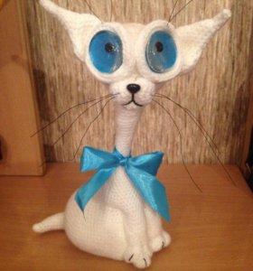 Кот-глазастик