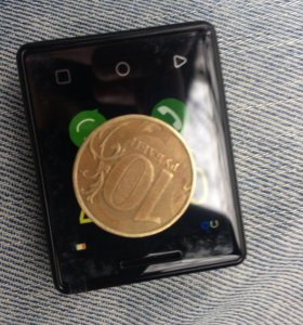 Самый маленький смартфон смарт Часы