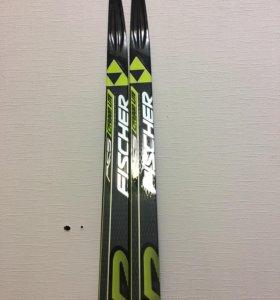 Лыжи Fischer новые!
