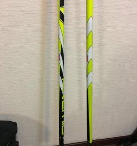Лыжные палки one way premio HD