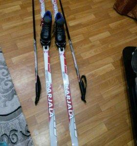 Продаю лыжи