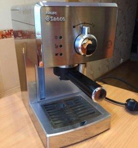 Кофеварка Philips Saeco