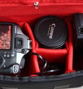 Зеркальный фотоаппарат Canon D1100