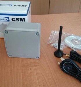 GSM для ворот, шлагбаума
