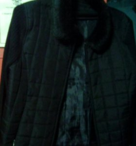 Куртка- кофта стеганная