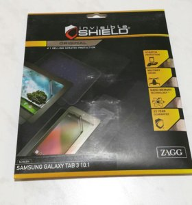 Защитная плёнка Samsung Tab 3 10.1