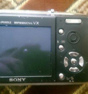 Фотоаппарат sony cybershot dsc t5