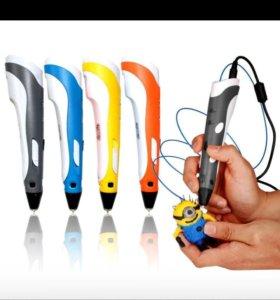Ручка-принтер для рисования 3D