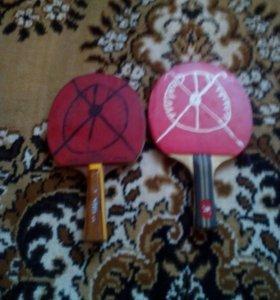 Ракетки для мини тениса