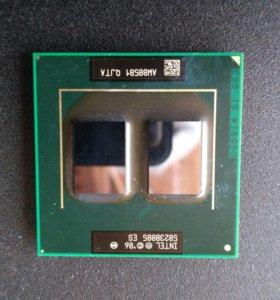Процессор 4х ядерный для ноутбука, q9000 pga478