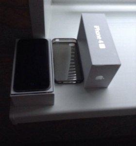 iPhone 4s 16GB чехол в подарок