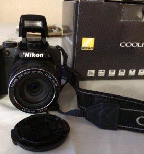 Фотоаппарат Nikon r500