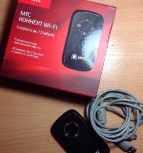 Переносной wi-fi роутер,модем МТС