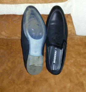 Мужские ботинки 41 р-р