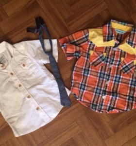 Рубашки 74-84