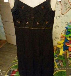 Платье шелк. (42 р)