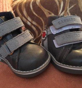 Ортопедические ботинки Dandino.
