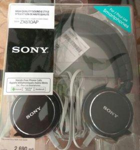 Наушники Sony MDR-ZX610AP