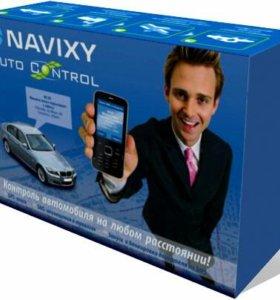 GPS Navixy AutoControl Новый