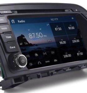 Магнитола Mazda cx-5 2012-14