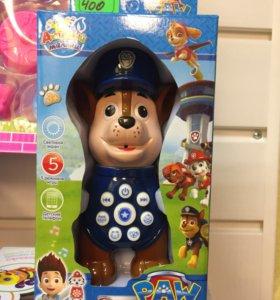 Телефон щенячий патруль