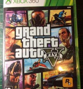 Xbox 360 GTA v