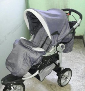 Коляска peg perego gt3 denim