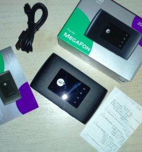 Wi-FI 4G роутер Megafon Turbo