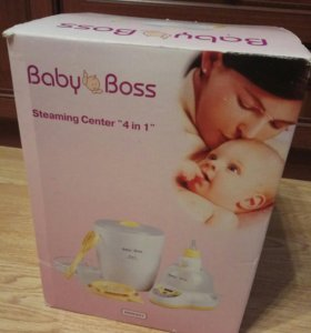 Паровой центр Baby Boss 4 в 1