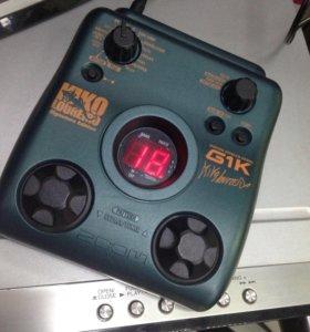 Гитарный процессор ZOOM G1k