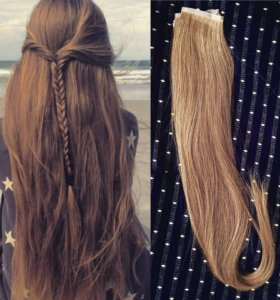 Био наращивание волос, ботокс для волос