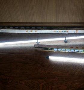 Подводная подсветка новая