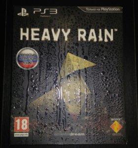 Продам игру Heavy Rain:Move Edition (2010) для PS3