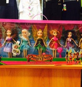 Набор кукол Пиратки