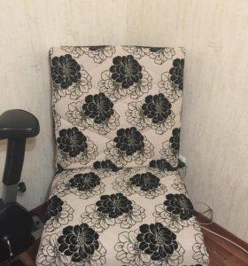 Мебель б/у 3месяца, диван как 2- хспальная кровать