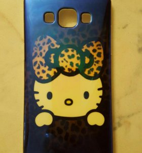 Чехол для Samsung A5 hello kitty