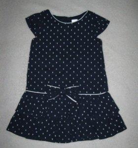 Новое платье gymboree 98-104