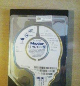 Жесткий диск Maxtor fireball 3 40gb
