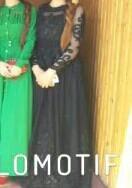 Черное Платье от D&G
