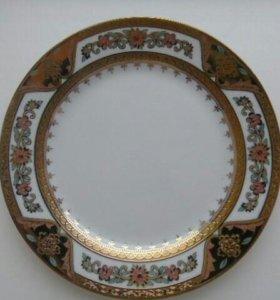 Набор чешских тарелок 12 шт.